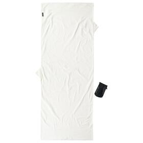 Cocoon - Drap sac de couchage coton - blanc